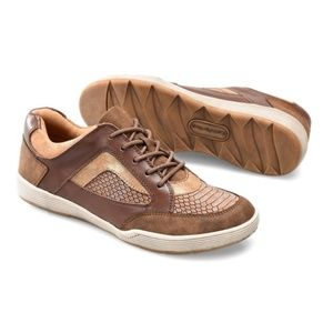 Comfortiva by Sofft Lemont Leather running sneaker